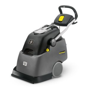 Machine care & support - walk behind scrubber