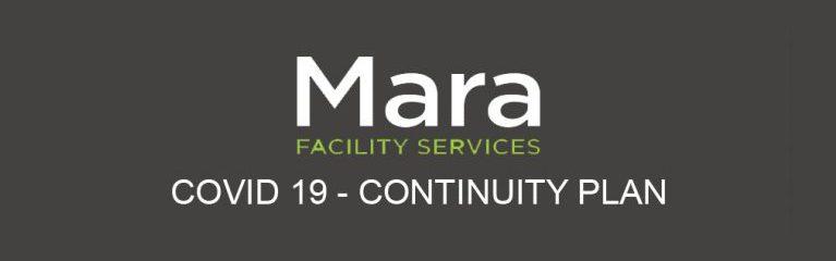 COVID 19 Mara Continuity Plan
