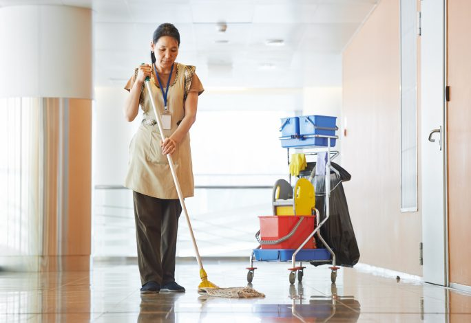 Green Contract Cleaning