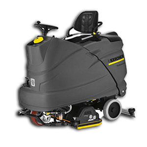 Machines - Scrubber Dryer